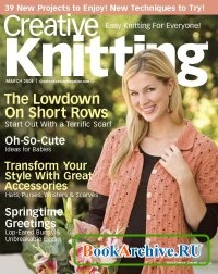 Журнал Creative Knitting №3 2008