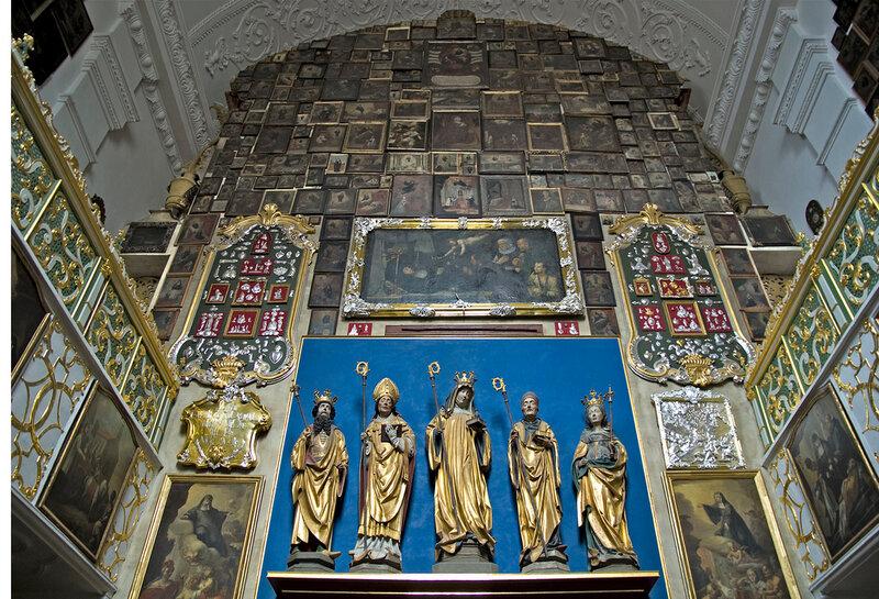 Kloster St. Walburg - Votivbilder