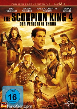 The Scorpion King 4 - Der verlorene Thron (2015)