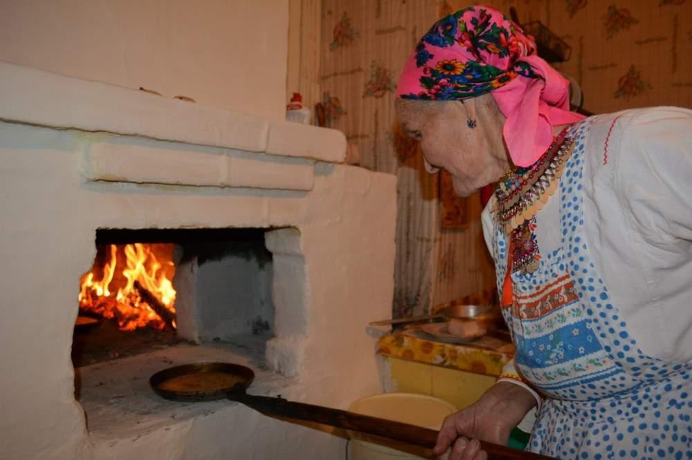 Марийский праздник Шорыкйол в деревне Шлань