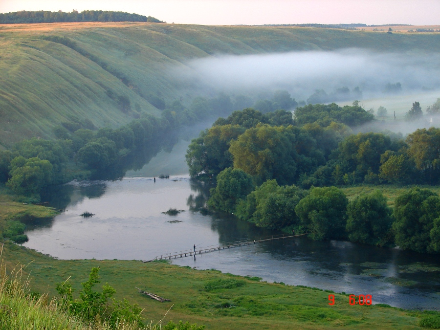 Река Зуша