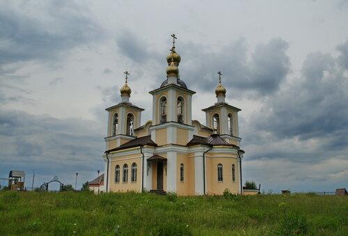 Церковь Лазаря Четырехдневного в Сергиевом Посаде