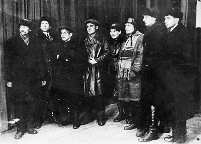 Группа изучения реактивного движения (ГИРД). 1931 год