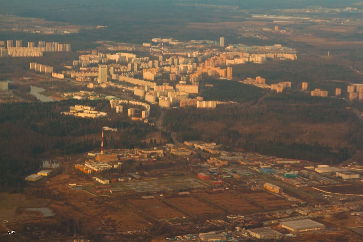 Авиаперелет Москва-Стамбул
