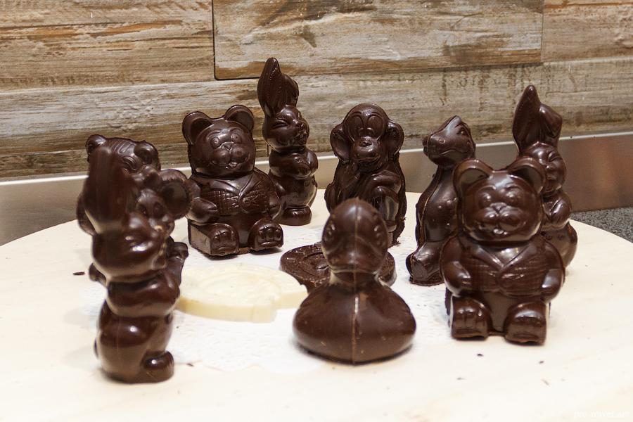 шоколадные истории в картинках
