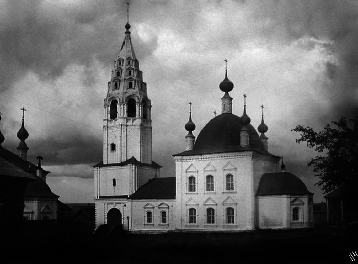 Храмовый комплекс Васильевской и Введенской церквей в Рыбной Слободе