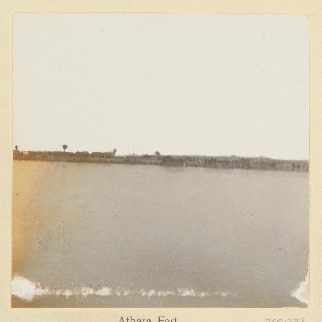 20-25 августа 1898. Форт Атбара