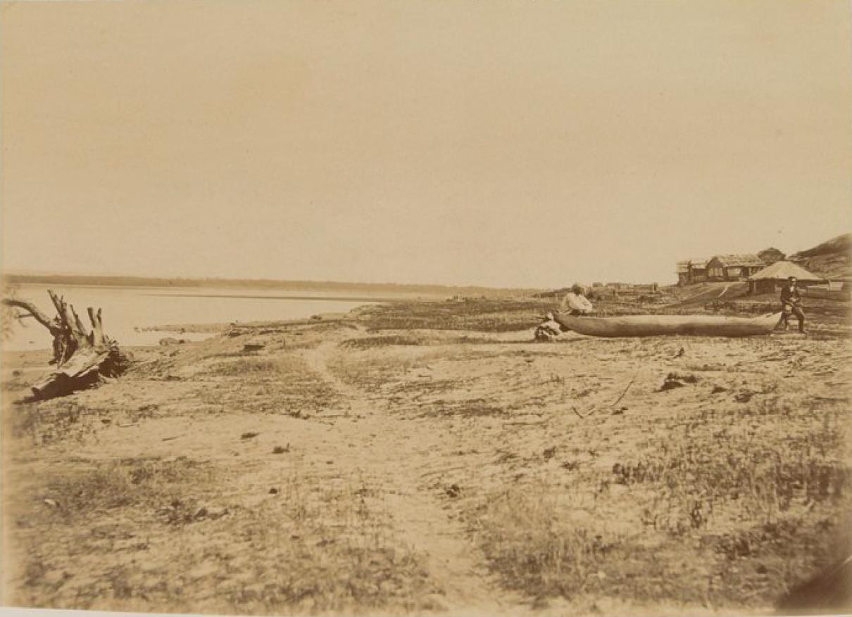 04. Вид на реку Бурея в 240 километрах от Благовещенска