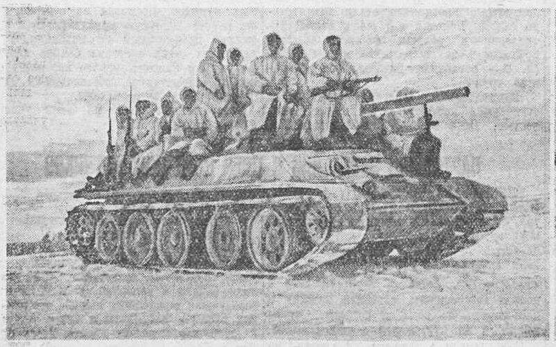 «Красная звезда», 2 апреля 1942 года, как русские немцев били, потери немцев на Восточном фронте, красноармеец, Красная Армия, полководцы Красной Армии, русский дух