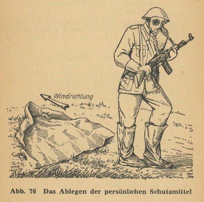 illustration from der einsatz der truppen bei der anwendung von atomaren, chemischen und bakteriologischen waffen (ddr, 1956).jpg