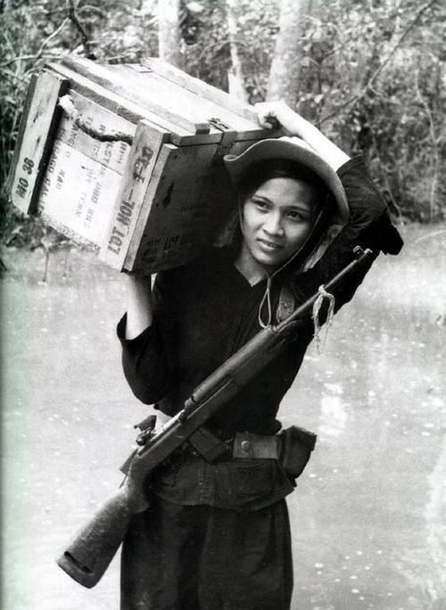 вьетнамские партизаны фото версия