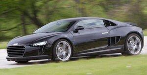 В Женеве Audi представит второе поколение Audi R8
