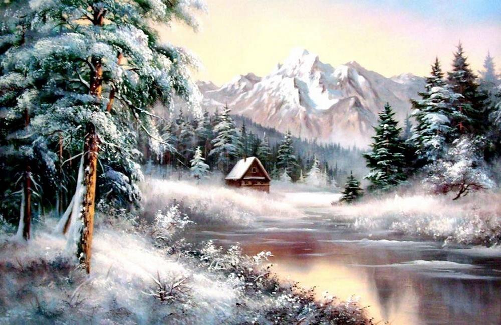 Домик у горы. 2012