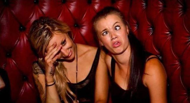 Мобильные фото пьяных девушек 88162 фотография