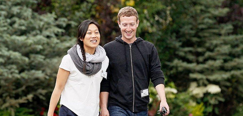 Марк Цукерберг отправится в декрет