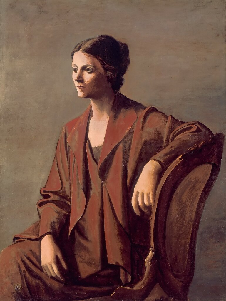 1923 Ольга Хохлова