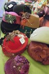 Шляпки из коллекции 2015 года