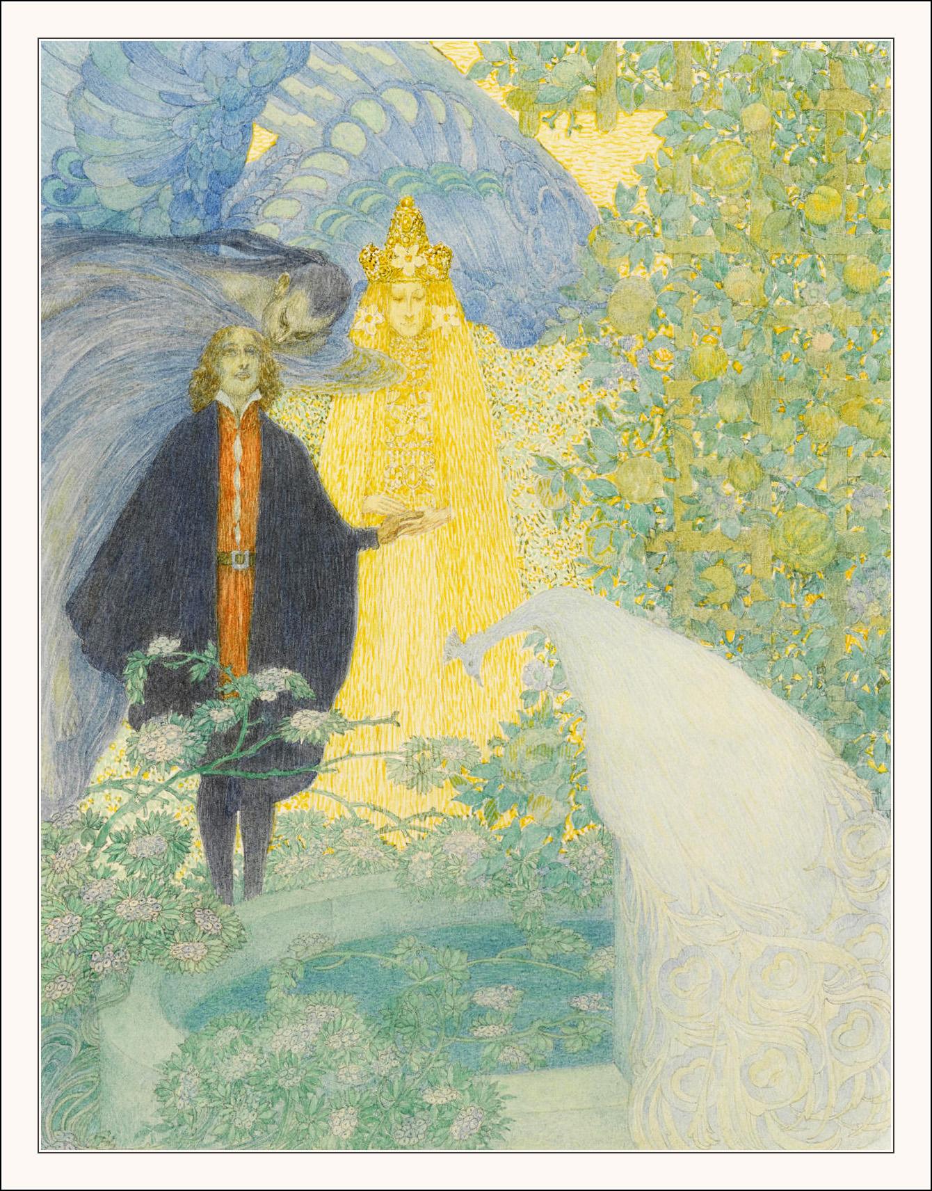 Heinrich LEFLER, Andersen Kalender 1911