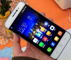 Компания Coolpad выпустила смартфон Ivvi K1 с толщиной корпуса всего 4,7 мм