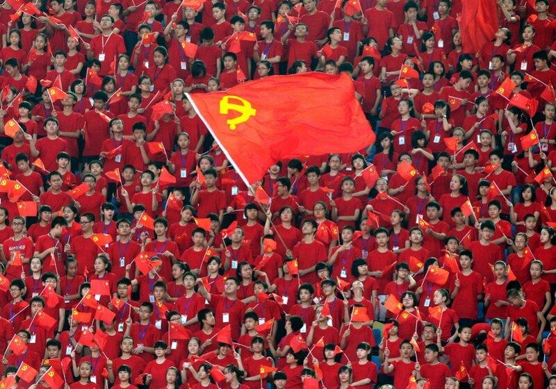 «Китайцы о себе»: Революция продолжается...