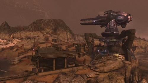 Halo: Reach - Outpost
