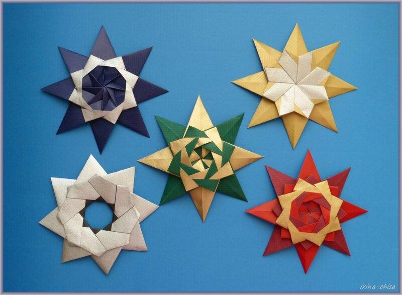Звёзды Марии Синайской
