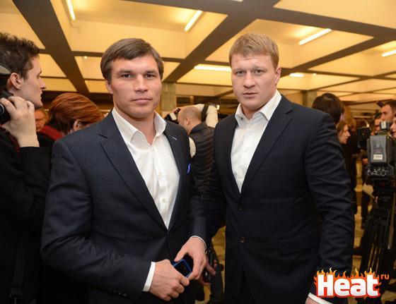Российский боксер Поветкин проведет бой сПересом 22мая вМоскве