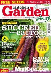 Журнал Kitchen Garden Magazine - July 2014