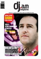 Журнал DJam Magazine №5 (10) июнь 2007
