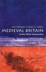 Книга Oxford short introductions. Medieval Britain