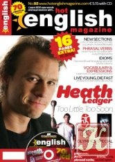 Журнал Hot English Magazine №82 ( +мр3)