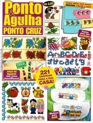 Журнал Ponto & Agulha Ponto Cruz № 2 2009