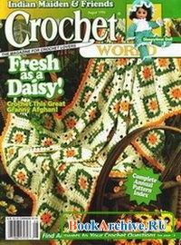 Журнал Crochet World №8, 1996