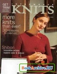 Журнал Interweave Knits Fall, 2005