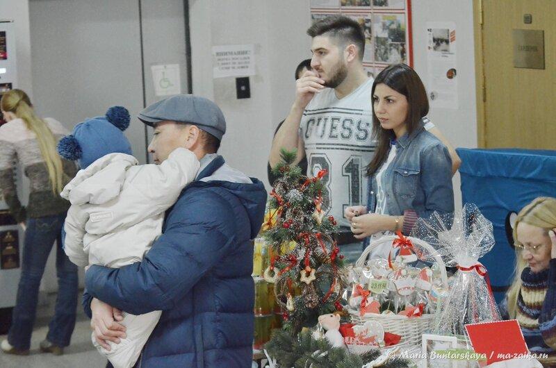 Город творческих идей, Саратов, СГУ, 23 ноября 2014 года