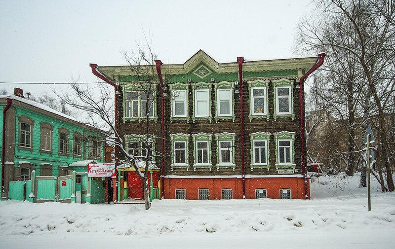 Дом на ул Дзержинского 20а