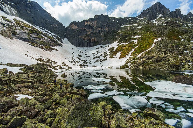 Перевал Курсантов
