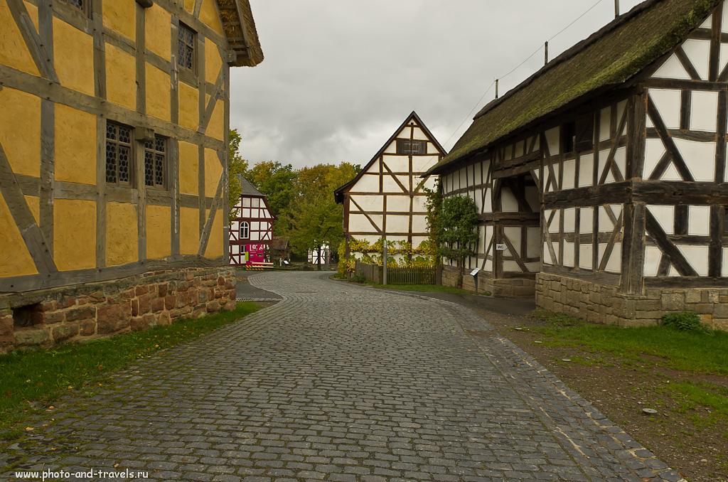 10. Так выглядели 300 лет назад улочки немецких городов