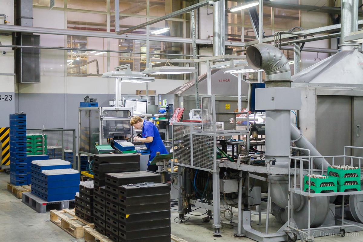 Bosch Энгельс производство свечей зажигания фото 14