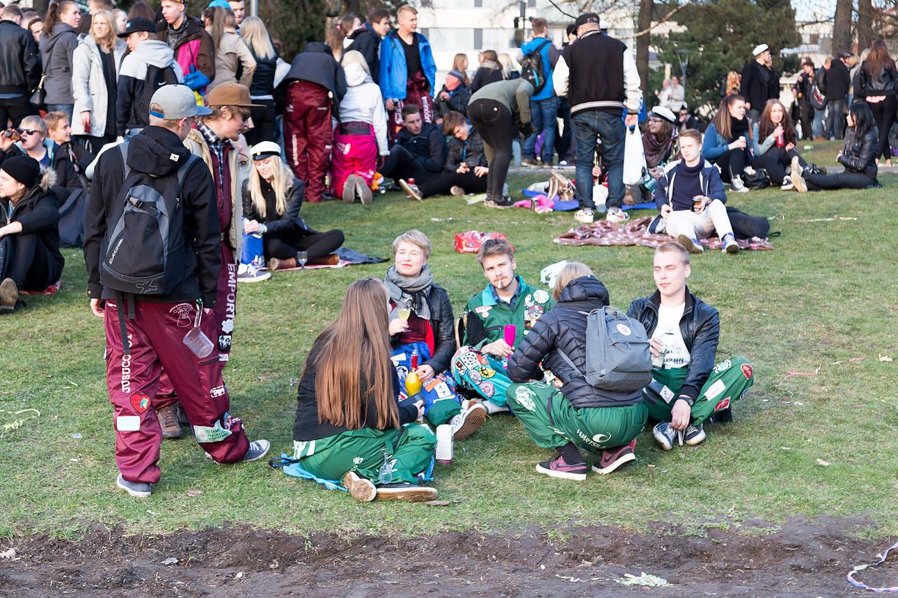 Люди Финляндии
