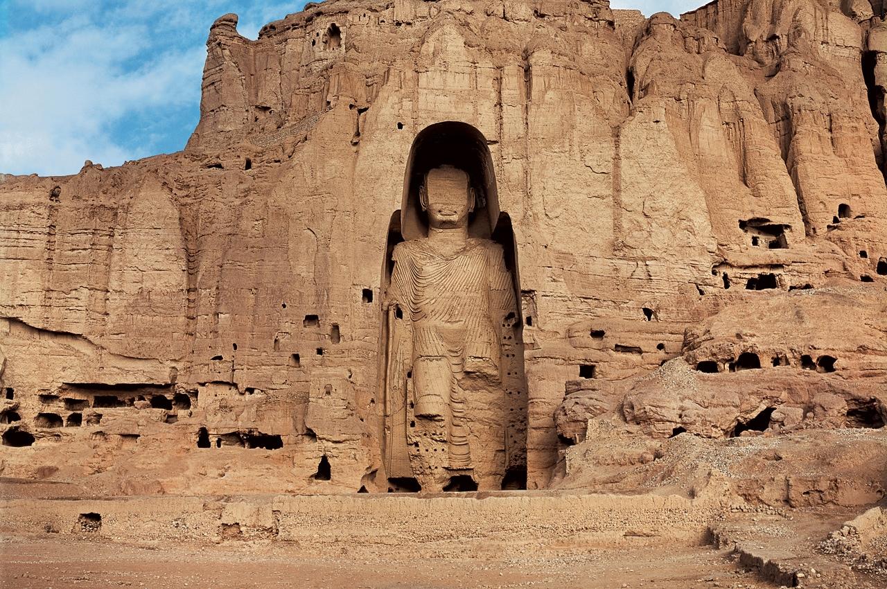 Бамианский Будда