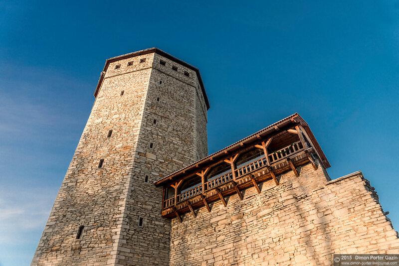 Эстония. Пайденский замок