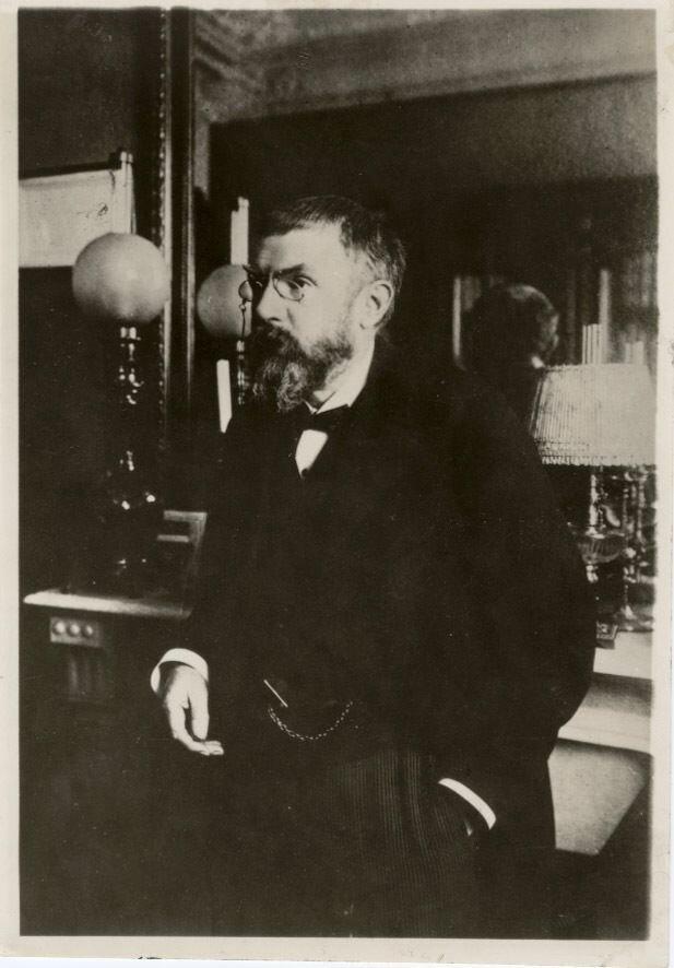1908. Анри Пуанкаре (математик, механик, физик, астроном и философ)