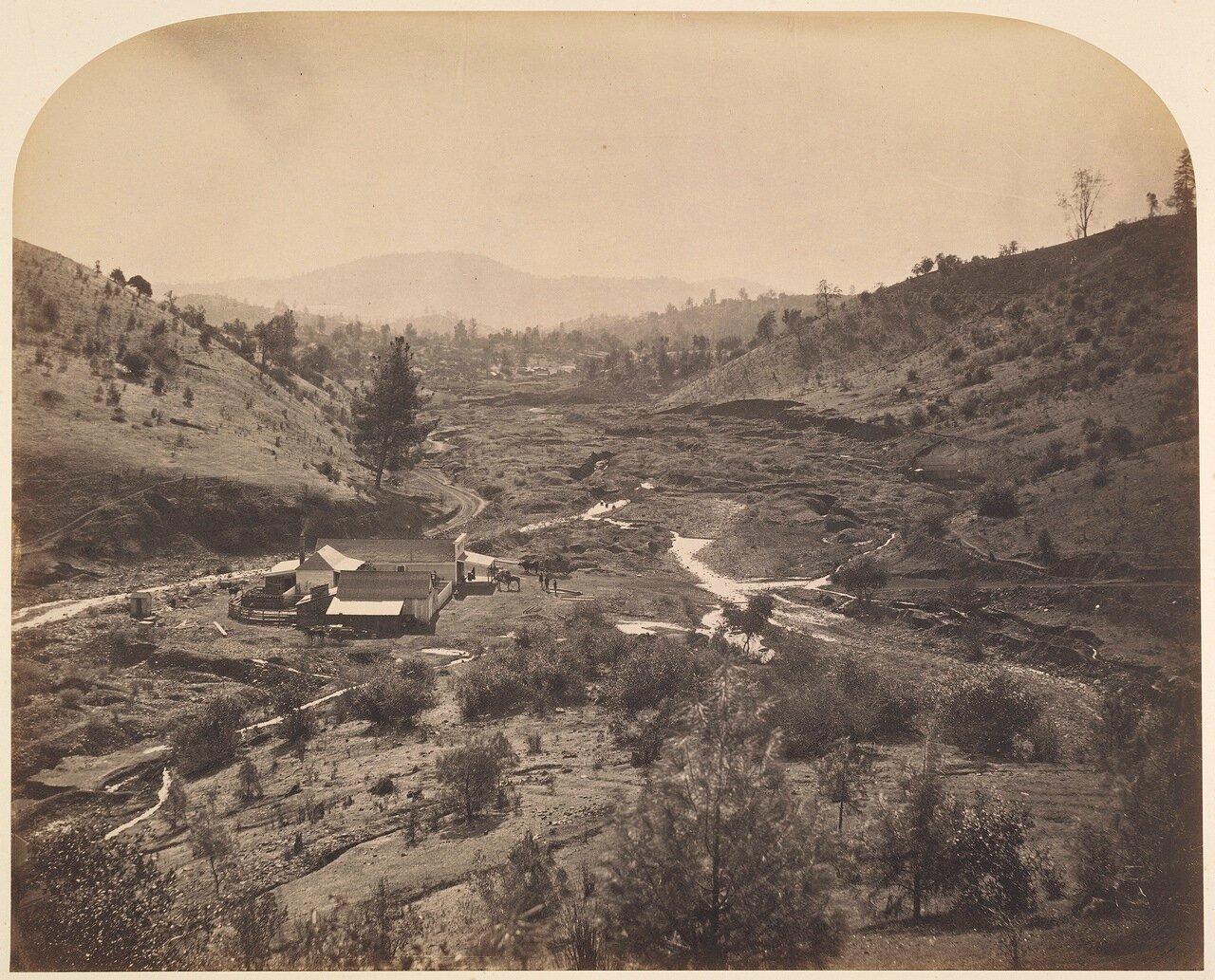 1858. Мормон Бар (Калифорния)