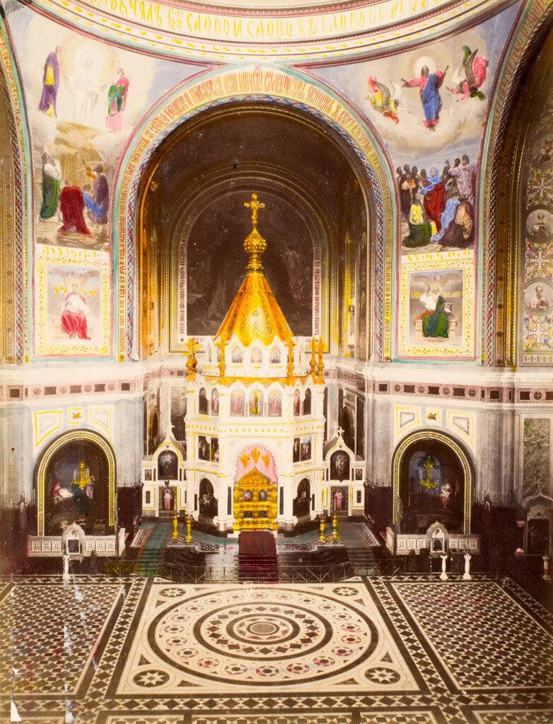 13. Москва. Храм Христа Спасителя