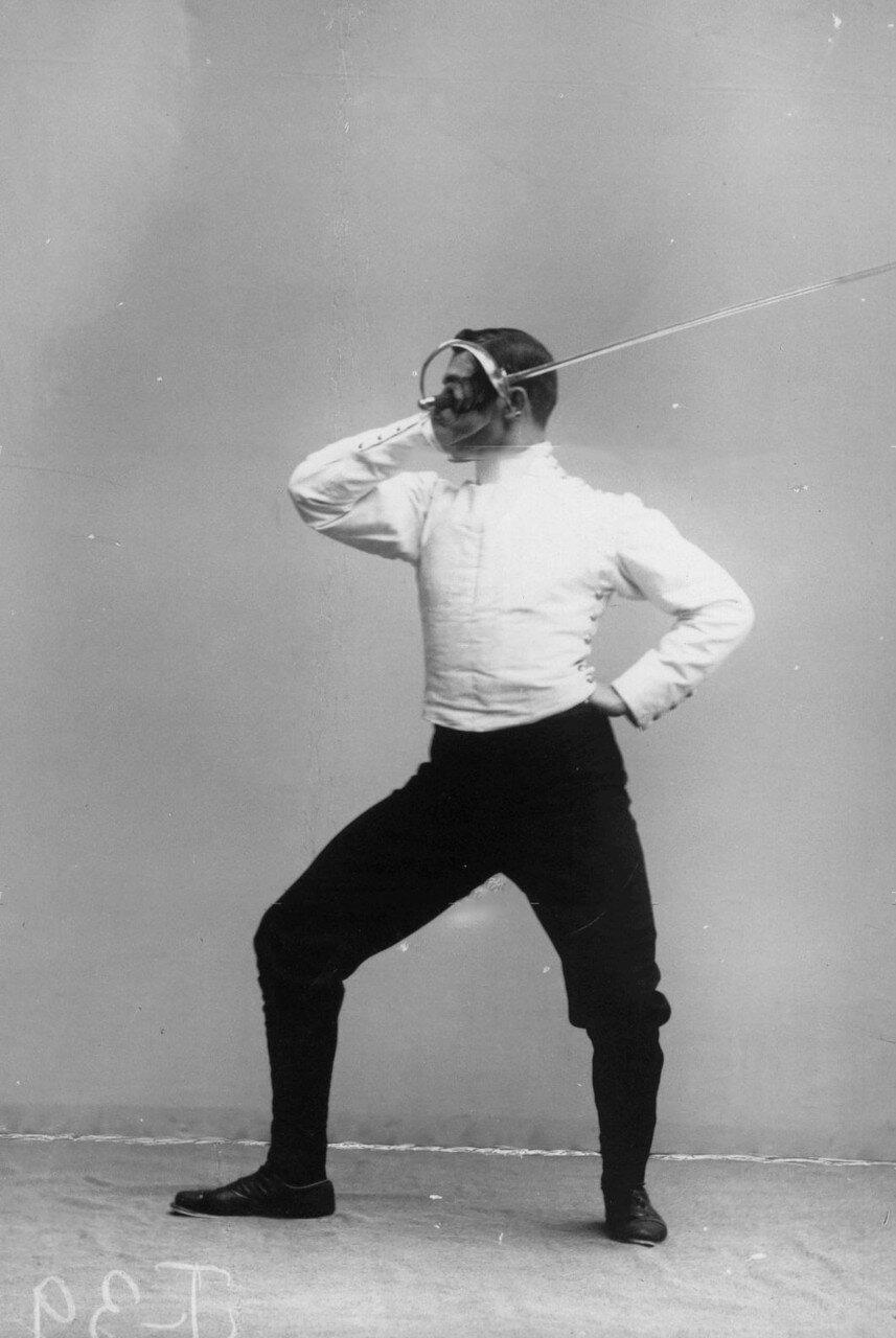 24. Удар, имеющий целью выбить шпагу из рук противника