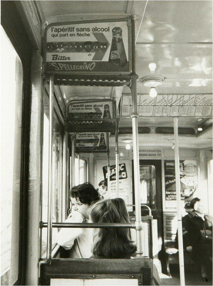 1965. В метро