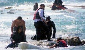 Береговая охрана Греции ежедневно спасает жизни мигрантов