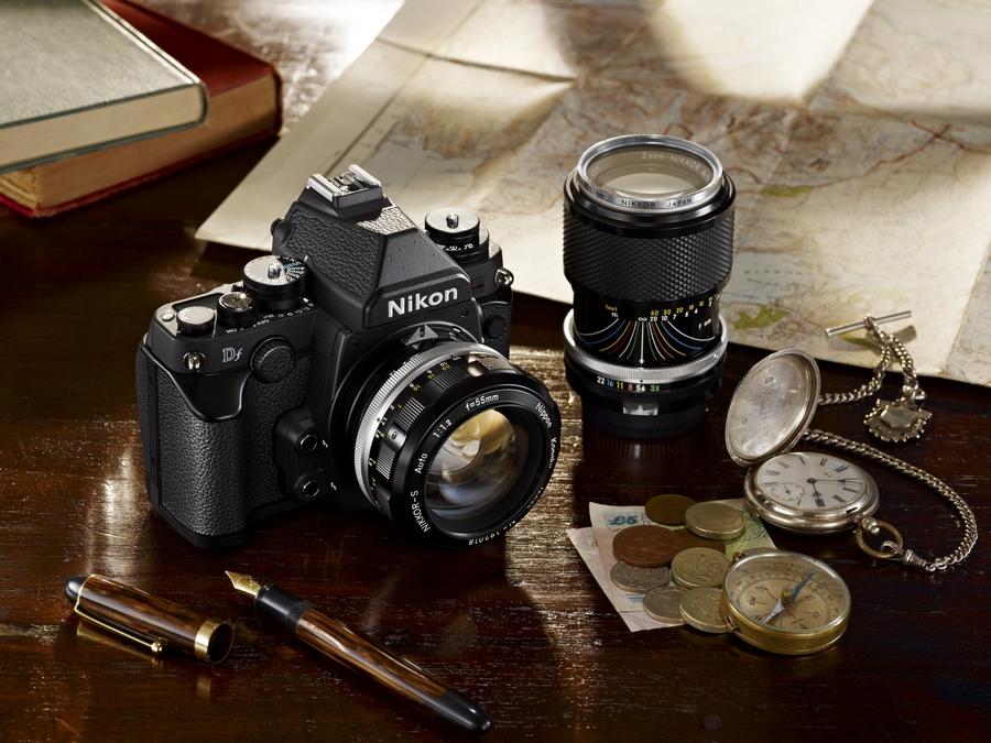 Рассеиватель для фотоаппарата индустриальном стиле
