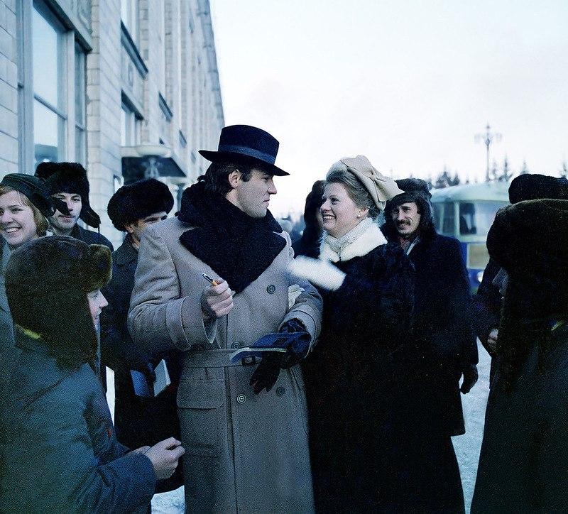 Зимний эпизод, не вошедший в оскароносную картину «Москва слезам не верит.jpg